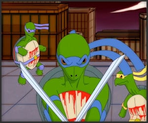 Scientifically Accurate TMNT