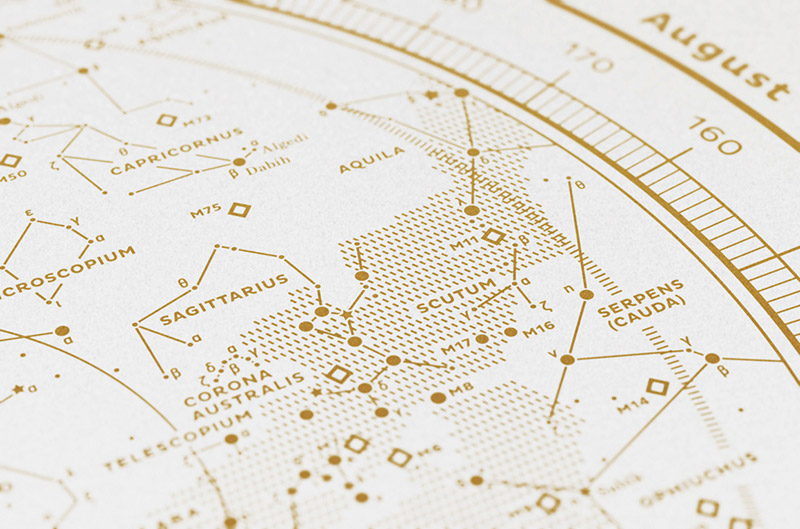 Stellavie Constellation Prints