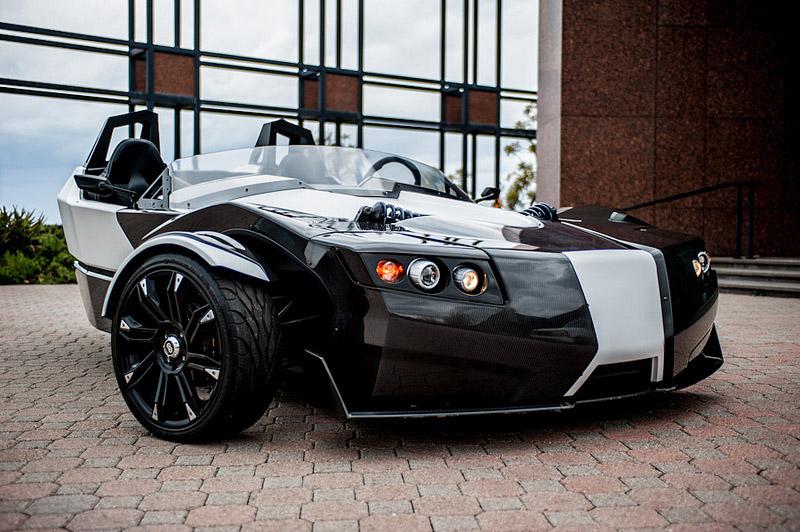 TORQ EV Roadster