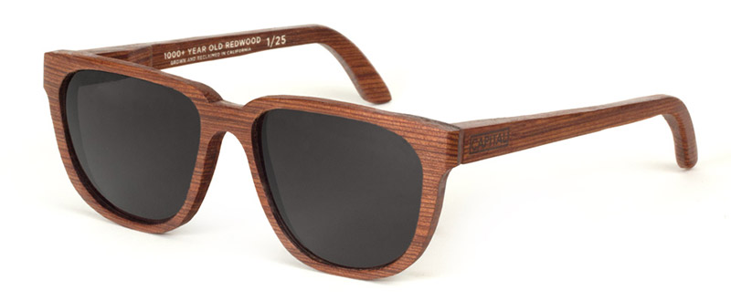 1,000+ Year Redwood Sunglasses