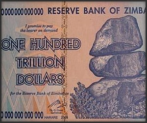 100 Trillion Dollar Bill
