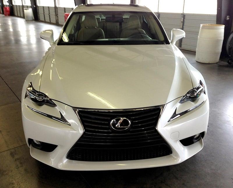 2014 Lexus IS Series