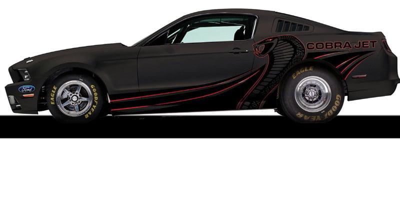 2014 Mustang Cobra Jet