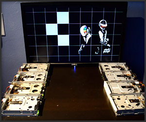 Aerodynamic x Floppy Drives
