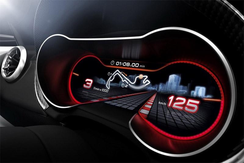 Audi TT Quattro Concept