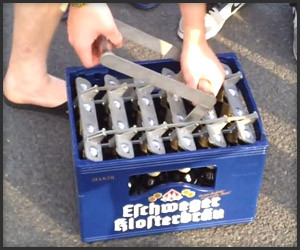 How to Open Beer Bottles