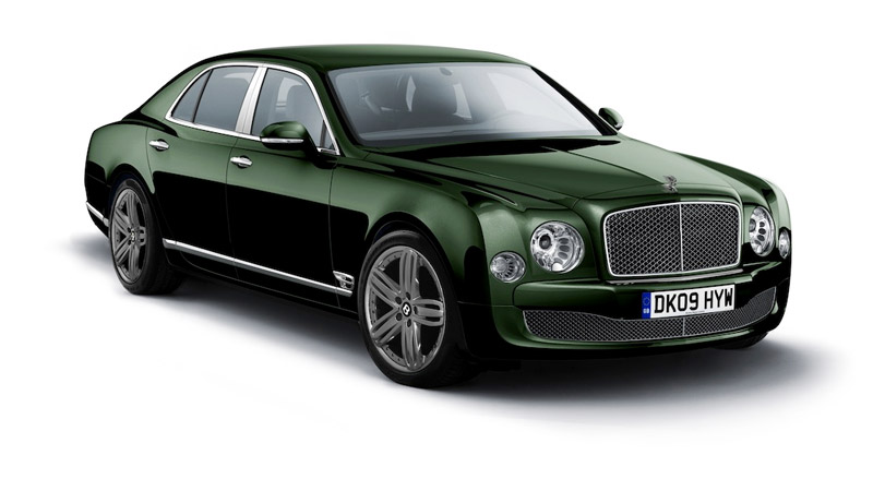 Bentley Le Mans Limited Edition