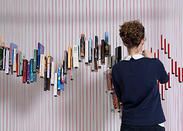 Bloom Bookcase