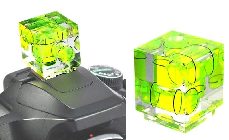 Camera Level Cube