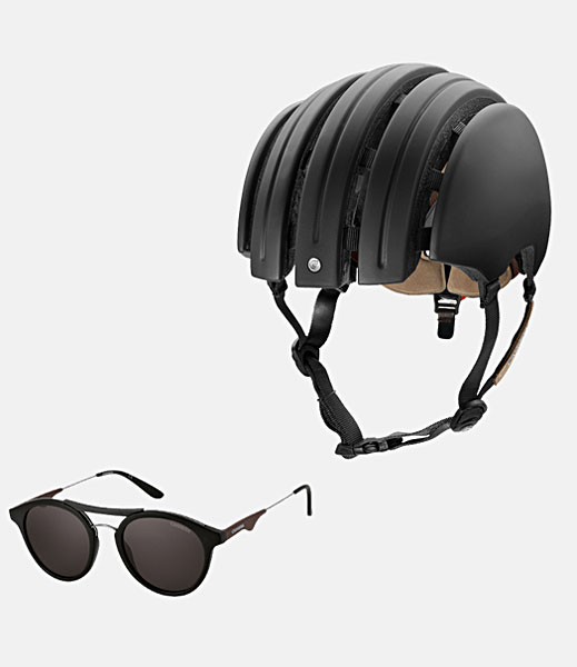 Carrera Foldable Helmets