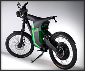 Elmoto HR2 E-Bike