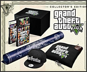 Grand Theft Auto V Collector's Edition DLC Code Generator
