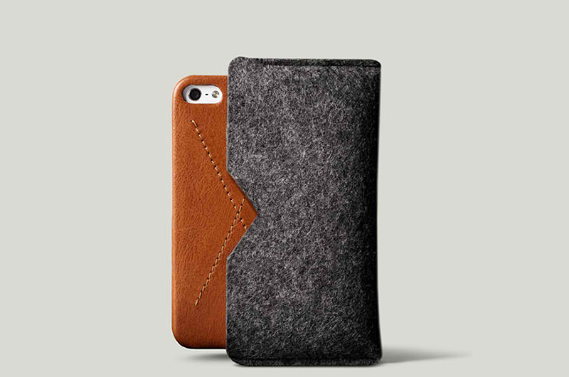 Hard Graft iPhone 5 Back Up Case