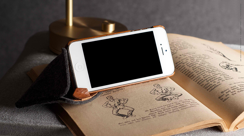 Hard Graft iPhone 5 Back Up Case