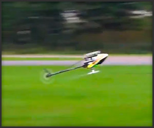 Insane R/C Copter Skills