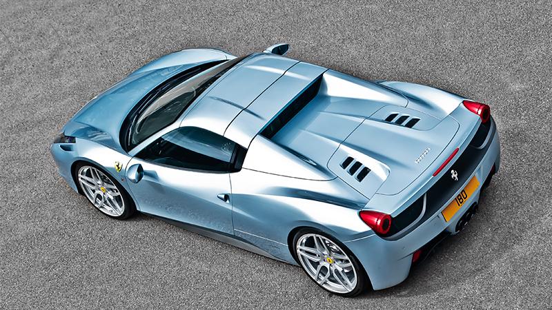 Kahn Ferrari 458 Spider