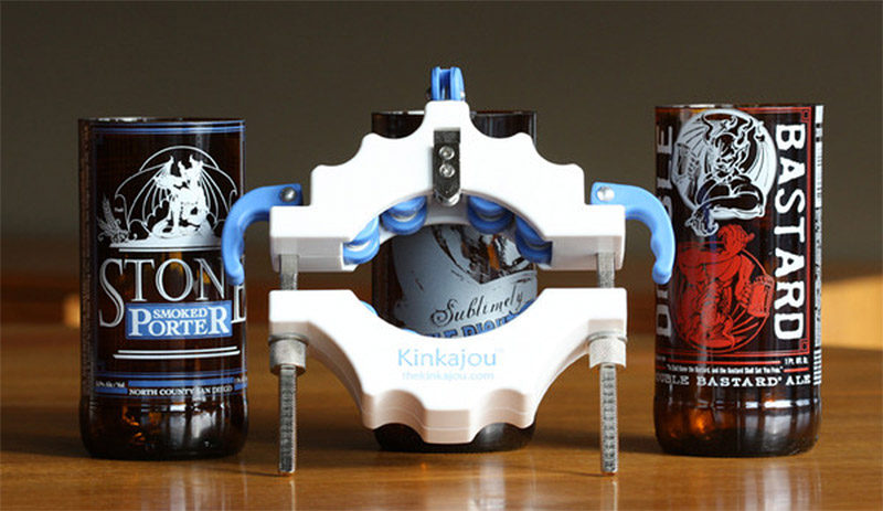 Giveaway: Kinkajou Bottle Cutters