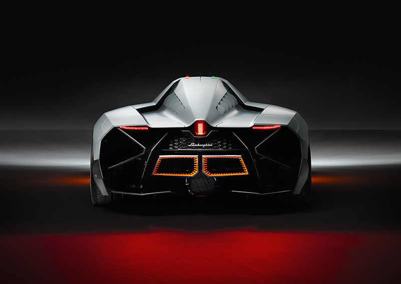 Lamborghini Egoista Concept