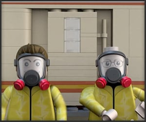 LEGO Breaking Bad Video Game