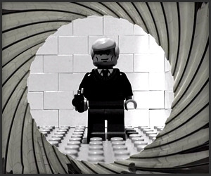 LEGO Casino Royale Intro