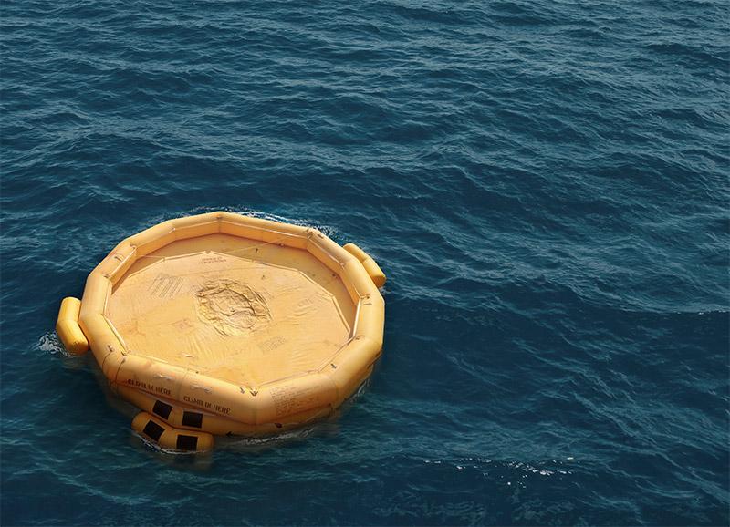 Life Raft Gadget Skins