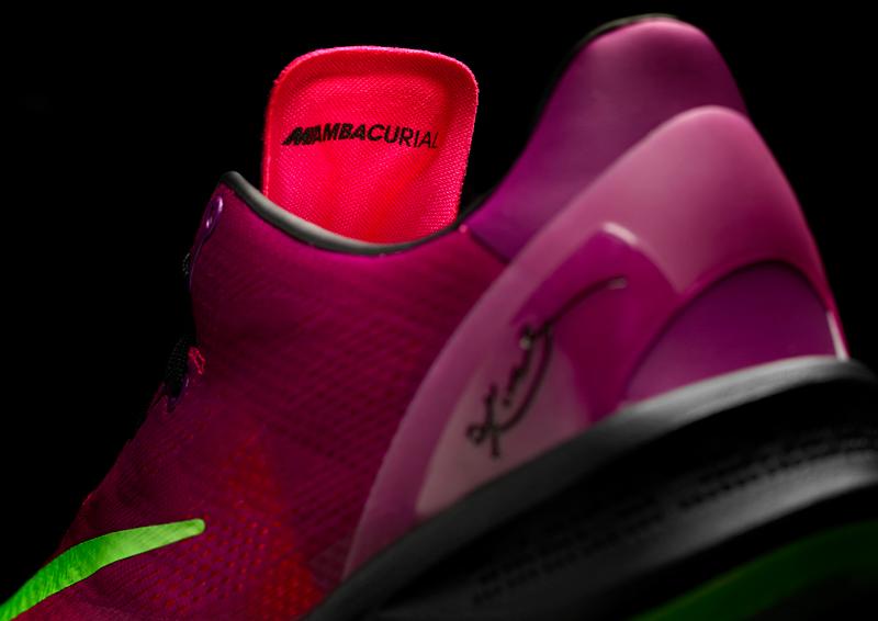 Nike Kobe 8 Mambacurial