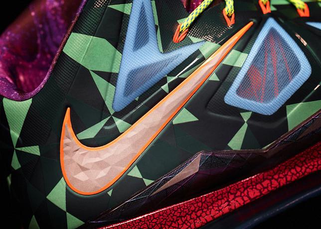 Nike LeBron X MVP