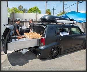 Scion xB Sausagemobile