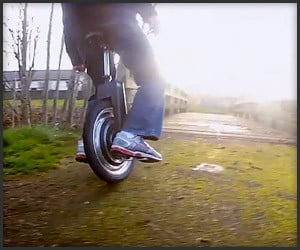 Self-Balancing Unicycle V3