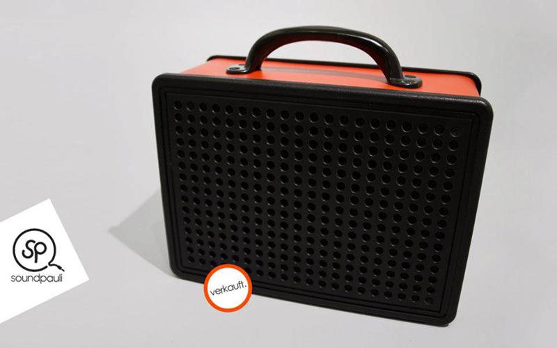 Soundpauli Portable Speakers