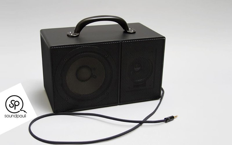Soundpauli Portable Speakers