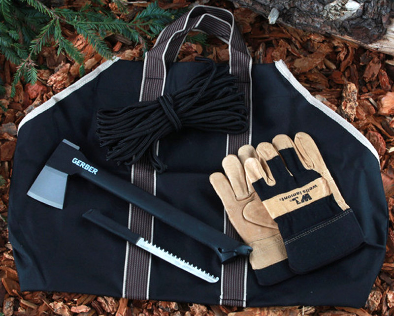 The Woodsman Gift Set