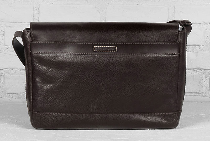 John Varvatos Messenger Bag