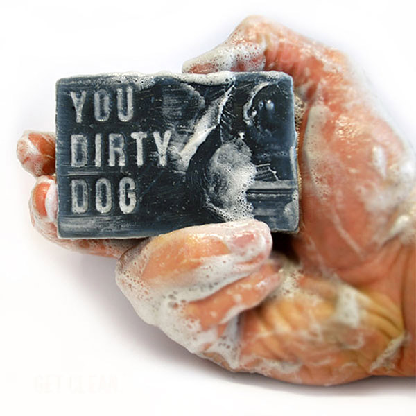 You Dirty Dog Soap