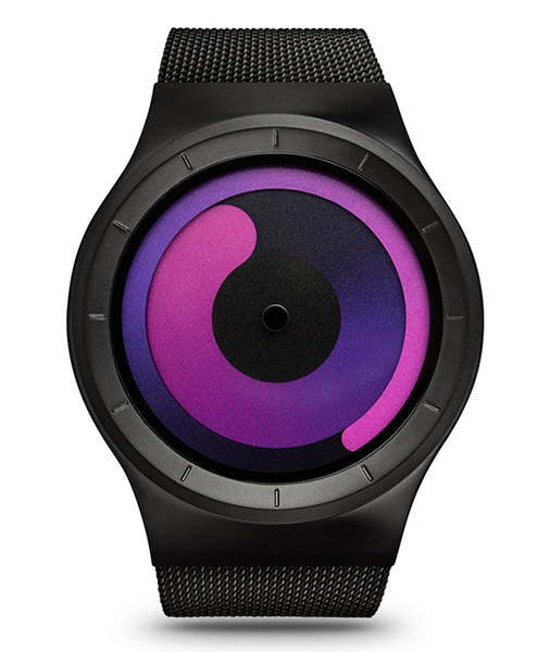 Giveaway: ZIIIRO Mercury Purple