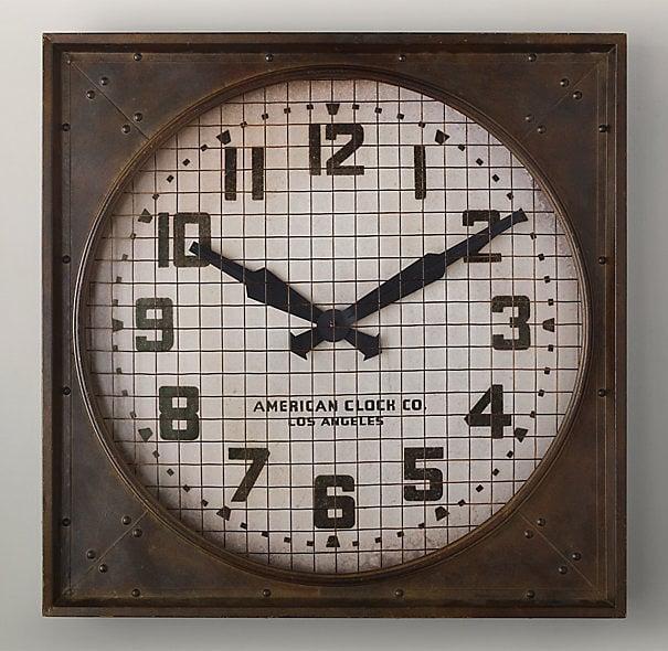Gymnasium Clock