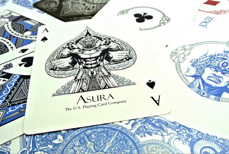 Asura Playing Cards