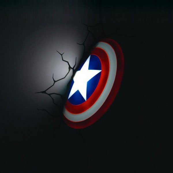 Avengers Night Lights
