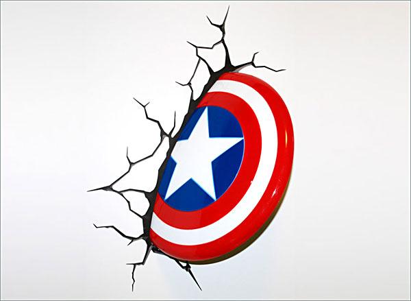 Avengers Night Lights