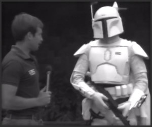 Boba Fett Screen Test