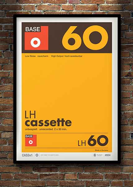 Cassette Prints