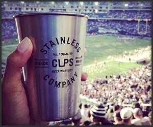 CupsCo Stainless Steel Cups