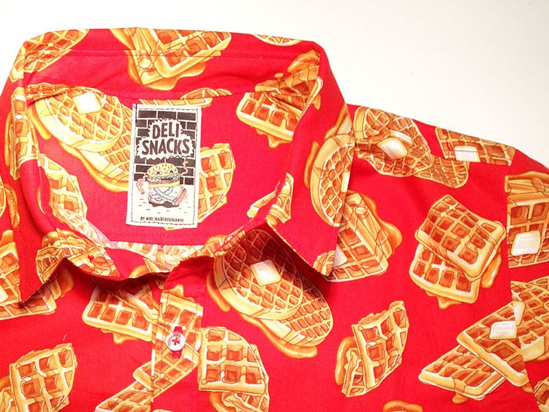 Deli Snacks Shirts