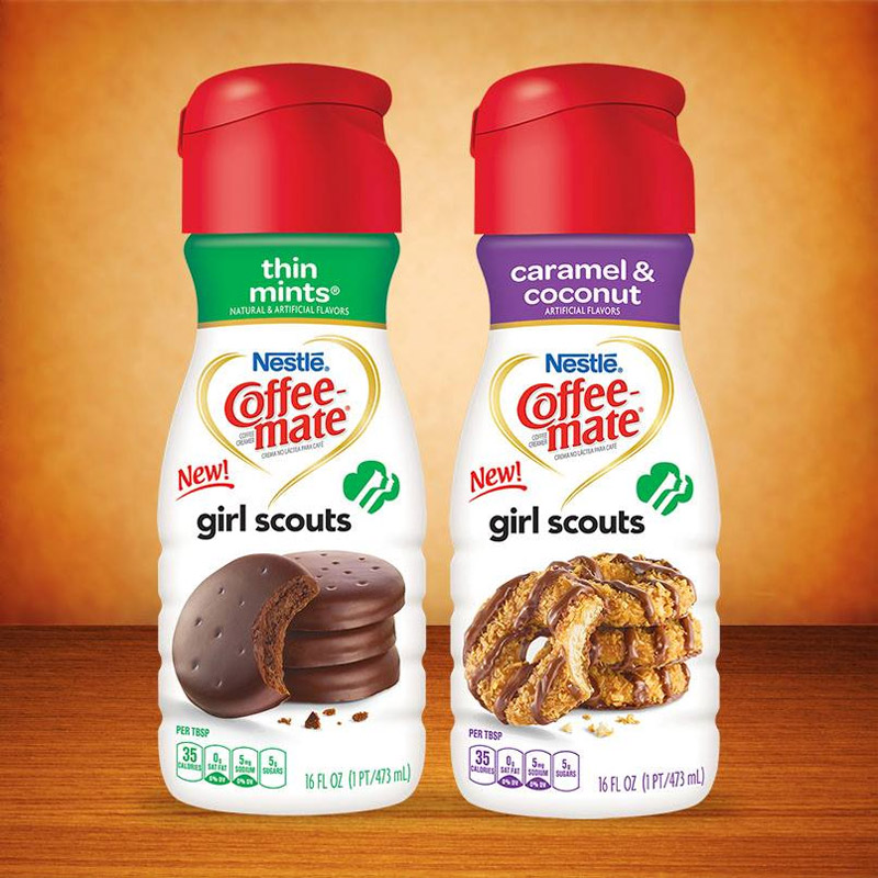 Girl Scout Cookie Creamer