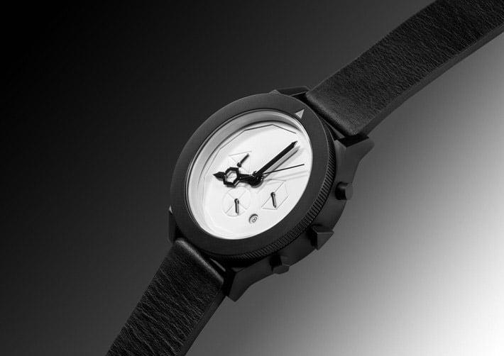 Iconic Monochrome Watch