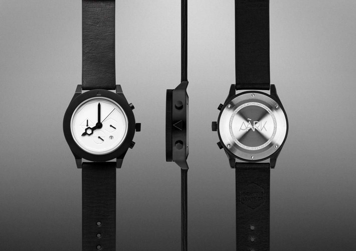 Iconic Monochrome Watch