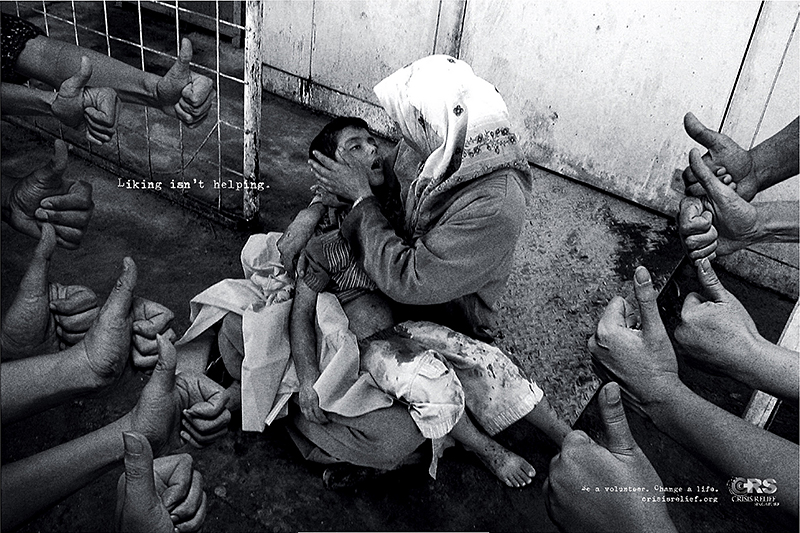 Liking Isn't Helping