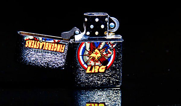 LRG Fingerblasters Collection