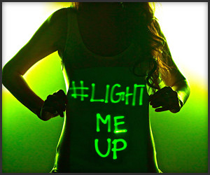 Lüm Glow in the Dark Clothing