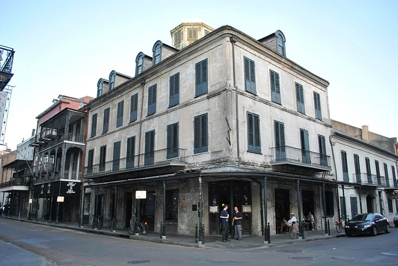 Hangouts: Napoleon House